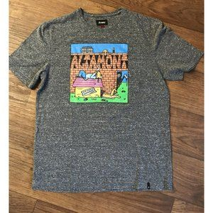 ALTAMONT T-SHIRT - CUT FROM A DIFFERENT CLOTH